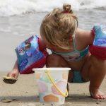 schelpjes rapen zee
